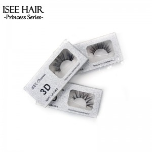 3D Mink Eyelashes Wholesale, Sexy You Series, ISEE PRINCESS