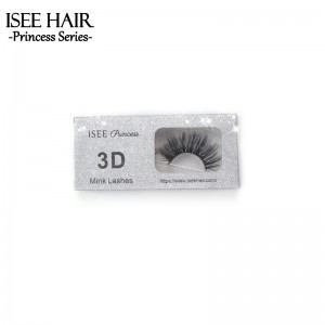 3D Mink Eyelashes Wholesale, My Love Series, ISEE PRINCESS